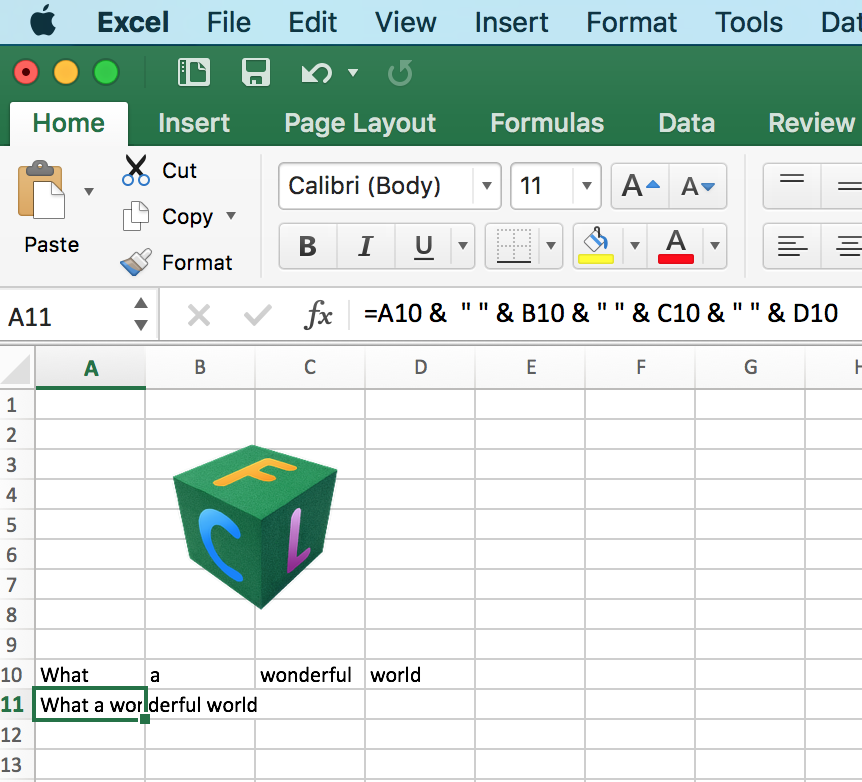 TMS Software | Blog | Creating Excel files in Windows, OSX